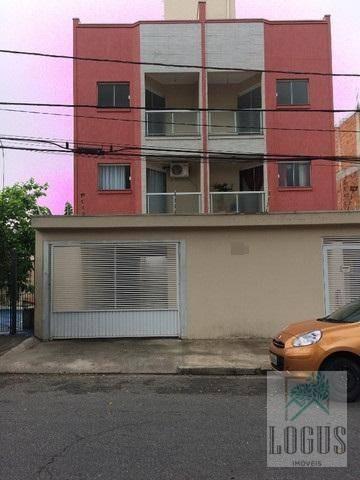 Imagem 1 de 13 de Cobertura Com 3 Dormitórios À Venda, 178 M² Por R$ 480.000,00 - Vila Metalúrgica - Santo André/sp - Co0051