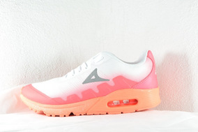 Tenis Para Correr De Mujer Pirma Running Salmon 064