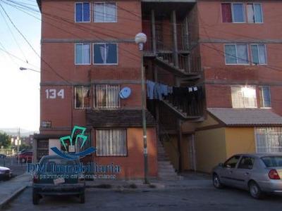 Departamento Usado En Fovissste-garcicrespo Tehuacan,puebla