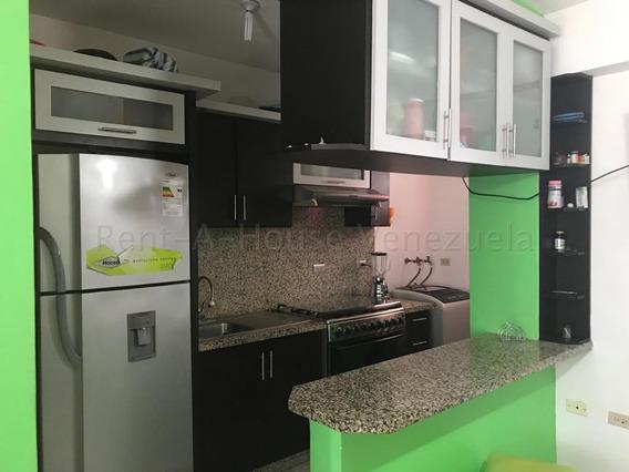 Apartamento En Venta El Cercado Barquisimeto 20-9144 Aj