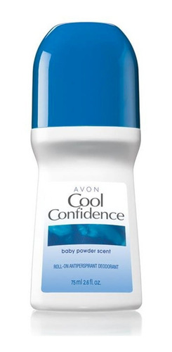 Cool Confidence Baby Powder Desodorante Roll-on