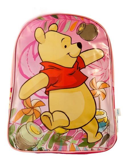 Mochila Espalda Jardin Disney Winnie Pooh Wabro Mundo Manias
