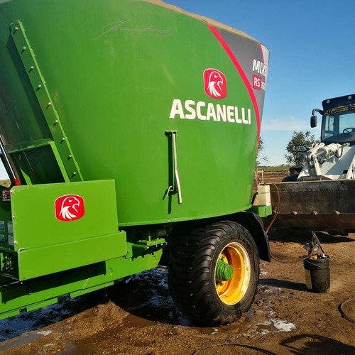 Mixer Vertical Ascanelli - Marca Lider