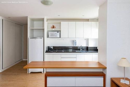 Imagem 1 de 15 de Studio Para Venda Em São Paulo, Vila Nova Conceição, 1 Dormitório, 1 Suíte, 2 Banheiros, 1 Vaga - Rcap4029_1-2043466