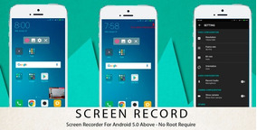 Código Fonte Screen Record No Root Require