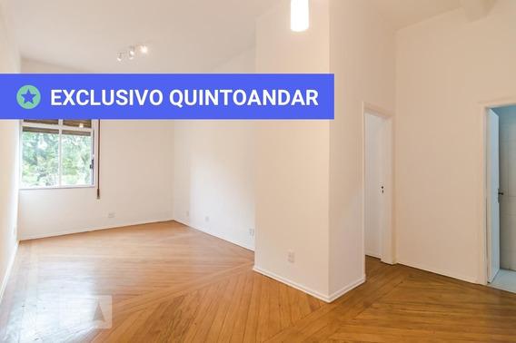 Apartamento Térreo Com 1 Dormitório E 1 Garagem - Id: 892993147 - 293147