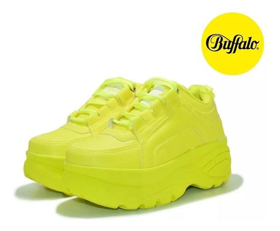 Tênis Sneaker Buffalo Feminino Vicerinne Plataforma 2020!!
