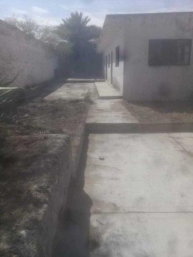 Remato Casa Muy Amplia De 1 Nivel En Tequisquiapan