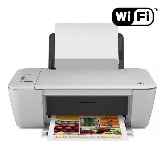Impressora Hp Deskjet 2546 Wif Semi Nova Perfeita