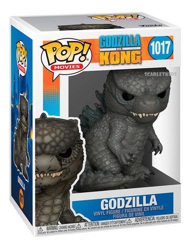 Imagen 1 de 6 de Funko Pop Godzilla Vs Kong 1017 Godzilla Original Scarlet
