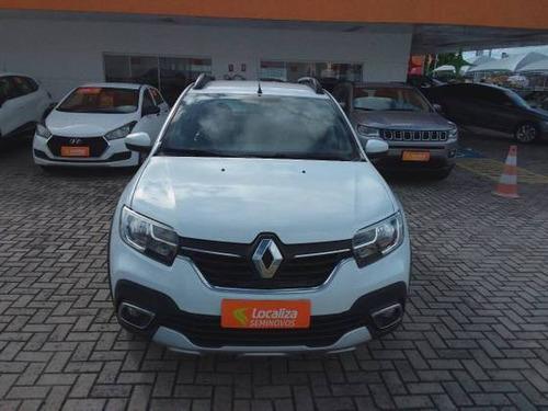 Imagem 1 de 9 de Renault Sandero 1.6 16v Sce Flex Stepway Zen Manual