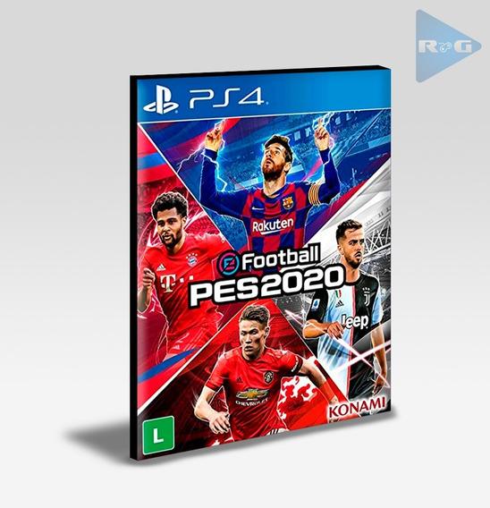 Efootball Pes 2020 | Ps4 | Português