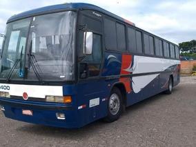 Ônibus Marcopolo G V 1000 Viagio Mercedes 0400 Sem Ar
