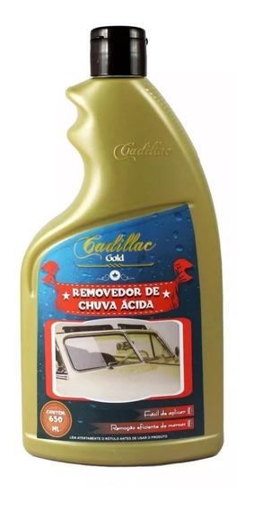 Removedor De Chuva Ácida Cadillac 650ml