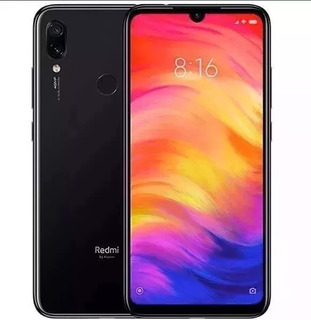 Celular Xiaomi Redmi 7 Eclipse Black 64gb 3gb Global