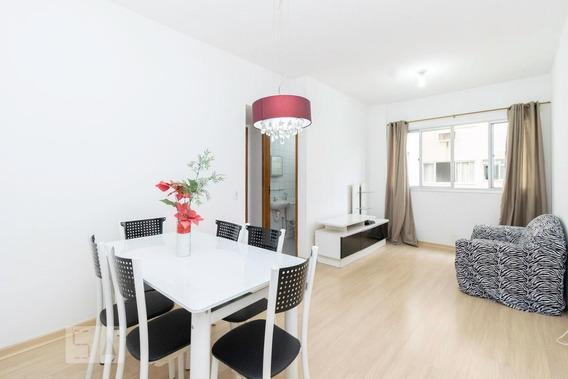 Apartamento No 5º Andar Mobiliado Com 2 Dormitórios E 1 Garagem - Id: 892948319 - 248319