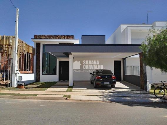 Casa À Venda No Condomínio Phytus Em Itupeva/sp - Ca7784