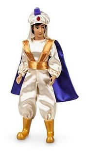 Aladdin Tienda De Disney Como Principe Ali Muñeca Clasica
