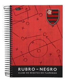 Caderno Foroni Flamengo Tabela Tática 1 Matéria