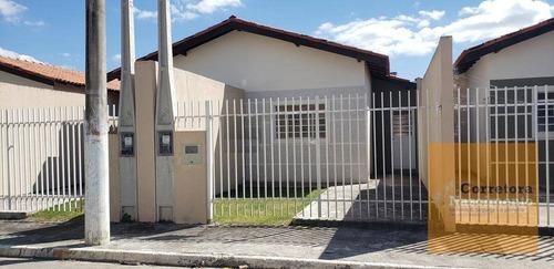 Casa Térrea Nova No Jardim Terras Da Conceição - Ca1463