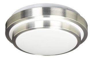 Luminario Led Plafón Decorativo Bianco Ad-4296 18w Adir