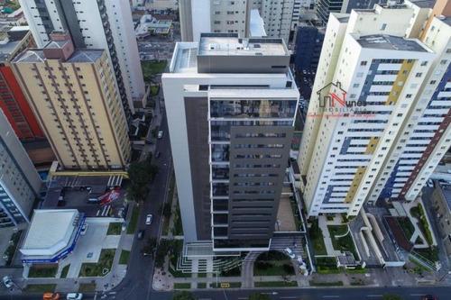 Apartamento No Bairro Água Verde Em Curitiba Pr - 16240