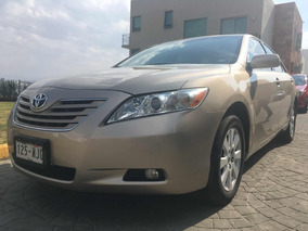Toyota Camry 3.5 Xle V6 Aa Ee Qc Piel At 2009