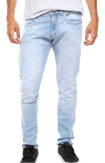 Jeans Hombre Celeste Eduard - Prussia