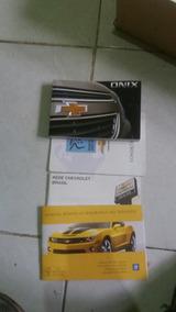 Manual Proprietario Chevrolet Onix
