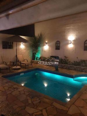 Casa Com 3 Dormitórios À Venda, 236 M² Por R$ 890.000 - Condomínio Casa Bella - Campinas/sp - Ca0345