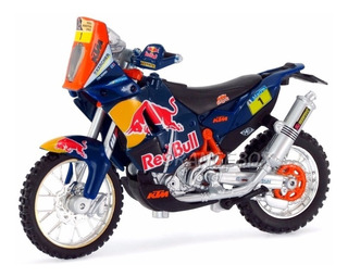 Ktm 450 Rally Dakar 2013 Red Bull 1:18 Bburago 51071