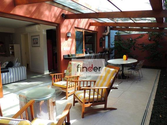 Casa Com 4 Dormitórios À Venda, 367 M² Por R$ 3.000.000,00 - Brooklin - São Paulo/sp - Ca0759