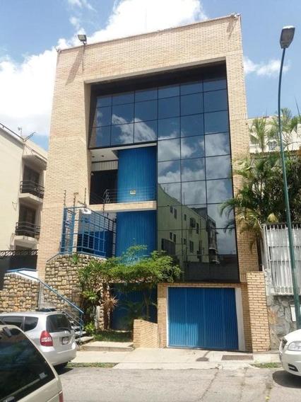 Edificación Moderna Para Oficina De 712 M2 En Bello Monte