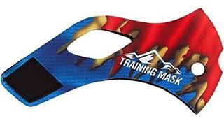 Mascara De Entrenamiento De Elevacion 20 Super Acero Funda B