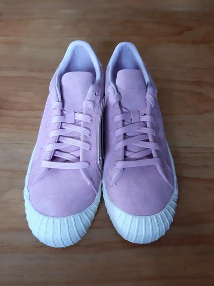Zapatillas adidas Originals Everyn - Mujer - Rosa Oscuro