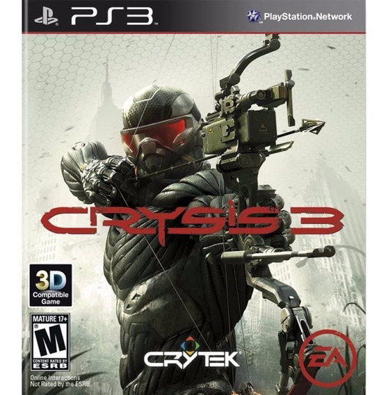 Crysis 3 Hunter Edition Playstation 3