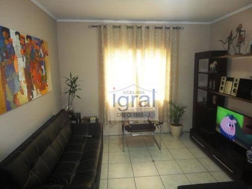 Sobrado À Venda, 160 M² Por R$ 510.000,00 - Vila Campestre - São Paulo/sp - So0091