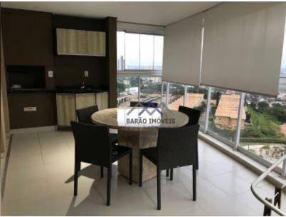 Imagem 1 de 12 de Apartamento À Venda, 166 M² Por R$ 1.200.000,00 - Jardim Bonfiglioli - Jundiaí/sp - Ap1870
