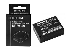 Bateria Fujifilm Np-w126 Hs50 Hs35 X-t2 X-pro 2 X100f X-t1