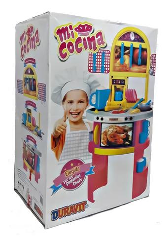 Imagen 1 de 10 de Cocina Cocinita Duravit Grande 39 Accesorios Completisima