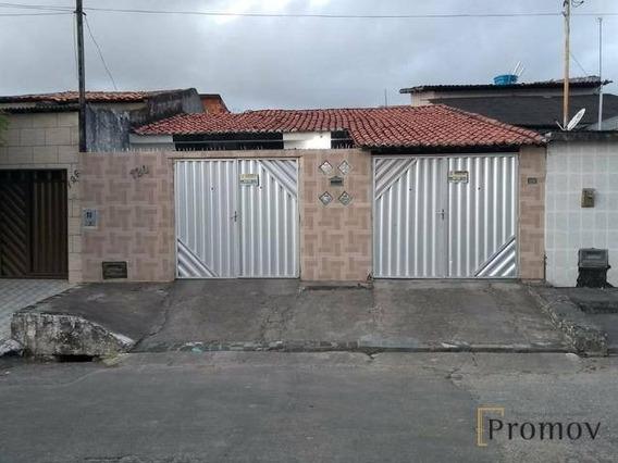 Casa Com 3 Dormitórios À Venda, 160 M² Por R$ 215.000 - Santos Dumont - Aracaju/se - Ca0443