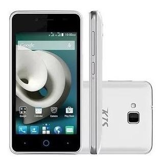 Zte Kis C341 Branco Câmera 5mp Frontal 2mp 3g Wi-fi Whatsapp