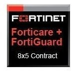 Switch Fortinet Fortigate Fg-1000c Support 8x5 Forticare Pl®