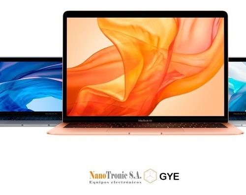 Macbook Air 2020 Chip M1 256gb / 512gb 8gb 13.3  Incluye Iva