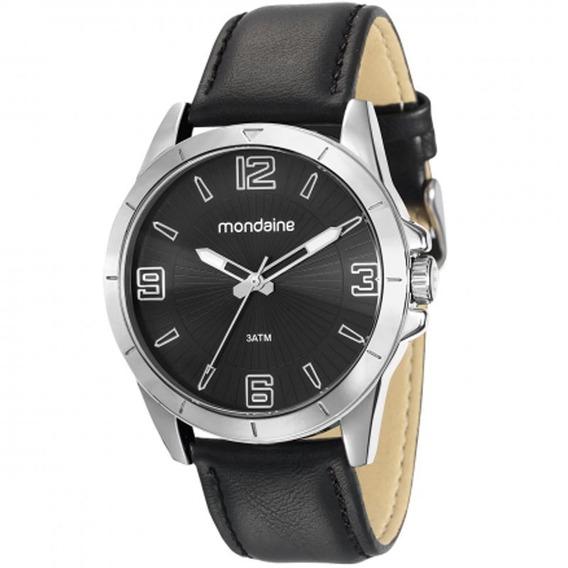 Relógio Mondaine Masculino 76668g0mvnh2, C/ Garantia E Nf