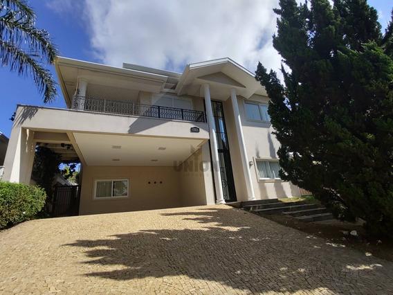 Linda Casa À Venda No Condomínio Bosques De Grevílea Em Vinhedo/sp. - Ca00014 - 67822106