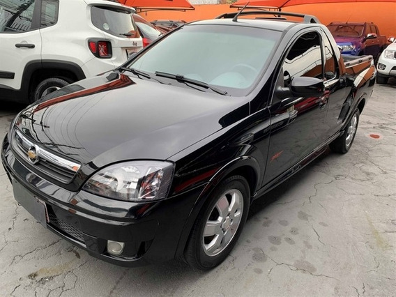 Chevrolet Montana 1.8 Mpfi Sport Cs 8v Flex 2p Manual