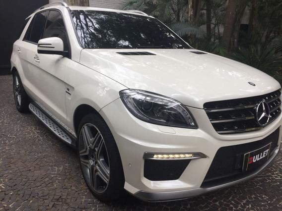 Mercedes-benz Classe Ml 5.5 Amg 5p - Blindado Niii-a
