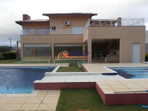 Imagem 1 de 15 de Condomínio Portal Japy Golf Clube - Casa Alto Padrão A Venda No Bairro Jacaré - Cabreuva, Sp - Ph28323