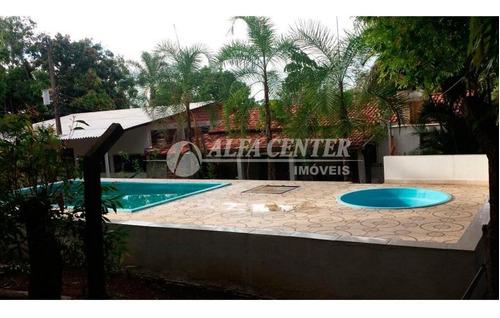 Chácara Com 7 Dormitórios À Venda, 8676 M² Por R$ 650.000,00 - Loteamento Campos Elíseos - Abadia De Goiás/go - Ch0033